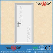 JK-P9012 weißes PVC-Laminat-Küchentür / PVC-Spültür