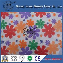Tejido no tejido impreso del PP en China