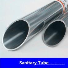 A270 304 304L Sanitario Tubo En Acero Inoxidierbar