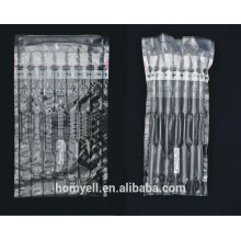 protective air inflating film packaging for toner 2612/FX10 ,air column bag,air bubble plastic packing bag