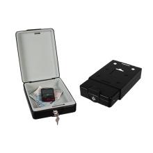Best quality Hidden Portable drawer Safe car safe box