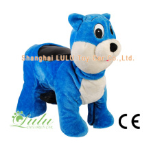 Ride Zippy Blue Cat
