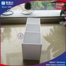 Fabrication promotionnelle Stand cosmétique acrylique