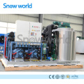 Snow world Flake Ice Machine India en venta