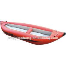 (CE) 0.9 pvc inflável pesca caiaque 360