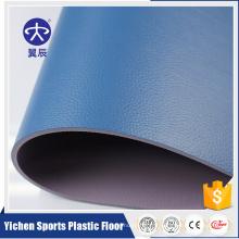 Plancher de sport professionnel en plastique plancher de tennis de table pvc