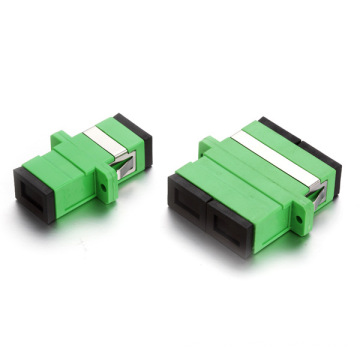 Sc/APC Simplex/Duplex Fiber Optic Adapter with Ear