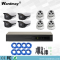 Kit CCTV 8chs H.265 3.0MP Security PoE NVR