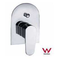 Wall Mount Sanitary Ware Brass Shower and Bath Mixer (HD581)