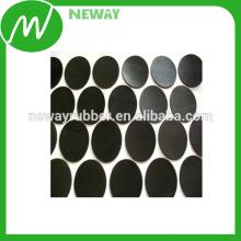 Kundenspezifischer Anti-Rutsch-Klebstoff Silikon-Gummi-Fuß