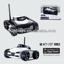 WIFI Iphone control 4ch RC i-Spy Tank WIFI Toys