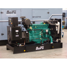 Bf-V165-60 Baifa Volvo Series Open Type Diesel Genset