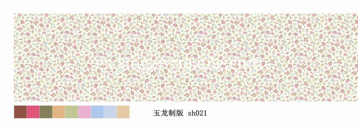 XINGANG BEDDING FABRIC (190)