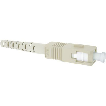 Fibra óptica SC APC Cable Connector