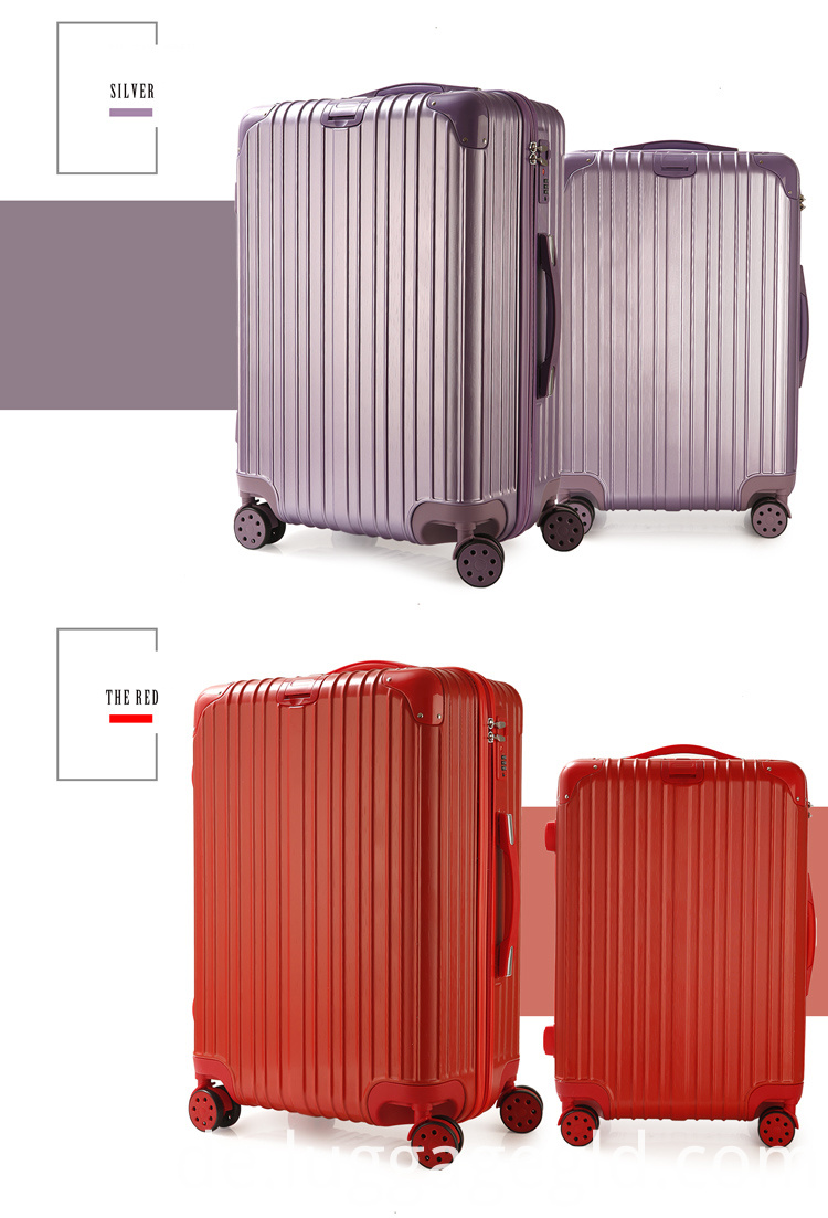 ABS Zip Luggage