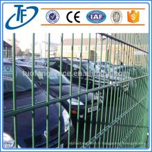 Clôture en treillis métallique à double boucle soudée / clôture haute sécurité