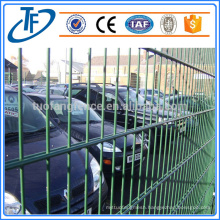 welded double loop wire mesh fence/high security fence