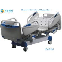 Luxury ICU Multi-Functional Electric Medical Bed