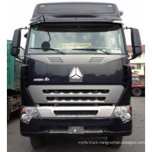 HOWO Sinotruk A7 420HP Tractor Head Truck