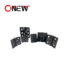 Suppliers OEM ISO9001 Competitive Price Black Rectangle Aluminum Butt Profile Butterfly Locking Hinge