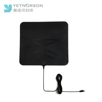 1080P Flat Amplified HDTV Antenne 50 Meilen