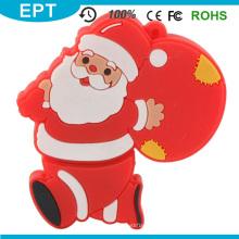 USB del padre de la Feliz Navidad Pendrive para el regalo (EP078)