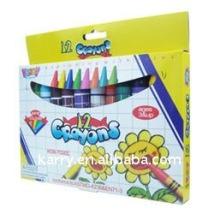 Coloración oscura Cera para niños / crayón de color