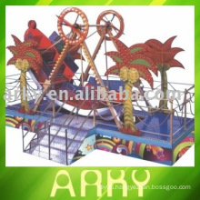Electric Commercial Amusement Equipment Pirate Ship
