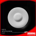 Eurohome Hotelrestaurant verwenden Porzellan-Seite-Teller