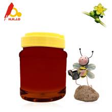 100% puro mel de jujuba de floresta crua