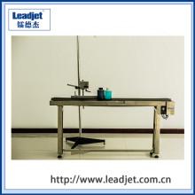 Ceinture de transport de table de travail en acier inoxydable réglable en vitesse