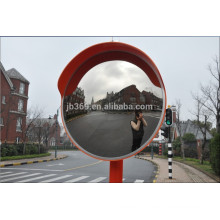 PC/acrylic wide-angle excellent safety outdoor traffic convex mirror