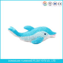 Mini golfinho de brinquedo de pelúcia animal para crianças
