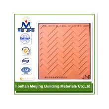 high quality square grid plastic mold making for paving mosaic tile