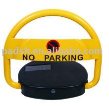 Bloqueo de estacionamiento