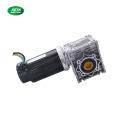 24v 400w dc worm gear motor