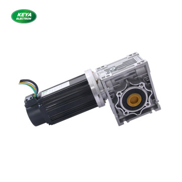 24v 400w dc motor gear cacing