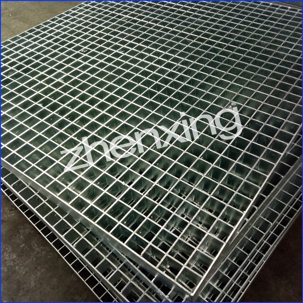 Steel Open Grating