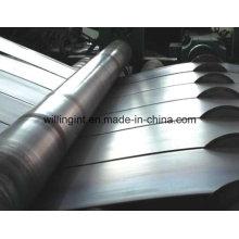 Verzinkter Stahlschlitzschnitt zu Längenmaschinerie