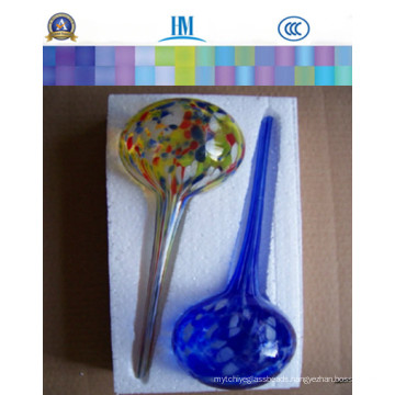 Watering Globes, Flower Globes, 2PCS/Pack for Indoor Plant Pots