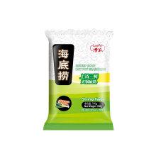 De alta calidad buena sabrosa Shrimp Sabor Hot Pot madera planta de condimentos
