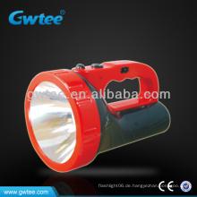3w super helle LED-Scheinwerfer mit 2800MAH Kapazität