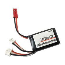 Lithium polymer batteries 7.4V 200mAh 25C best li polymer battery