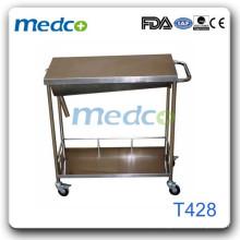 SS Trolley de mão médica T428