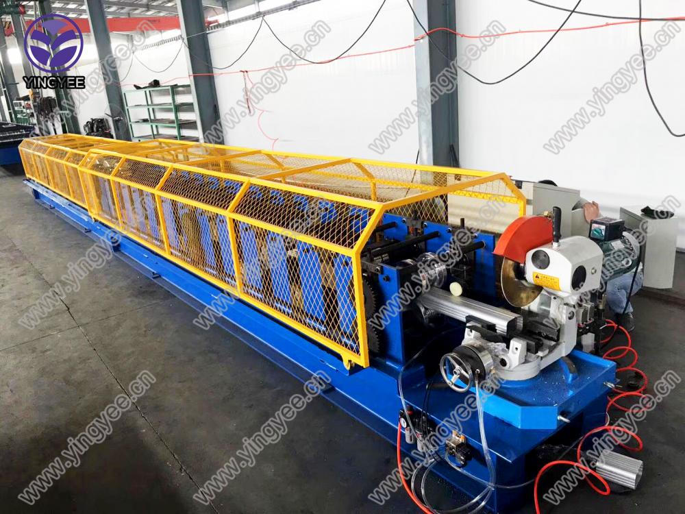 Downspout Roll Forming Machine From Yingyee11