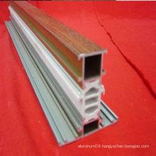 2324 industrial aluminium h extrusion profile