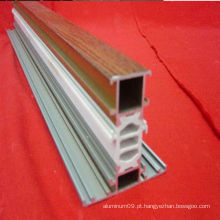 Perfil de extrusão de alumínio industrial 2324