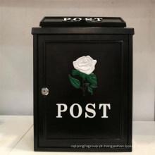 SteelArt que está a caixa postal alemão de alumínio moderna