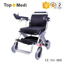 Top Sale Lightweight Electric Travel Power Wheelchair with Storage Bag