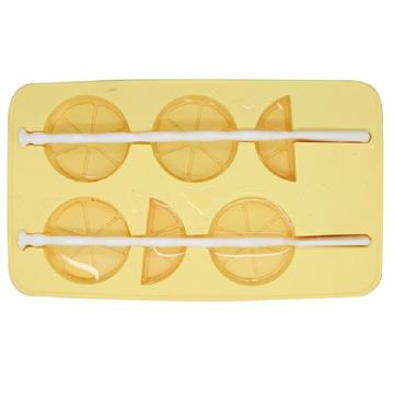 Fruit Shape Sticks Silicone Ice Tray